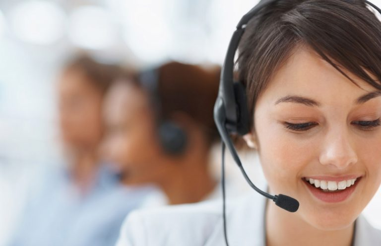 Language Training for Customer Service Specialists