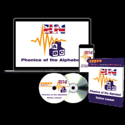 Phonics of the Alphabet Image
